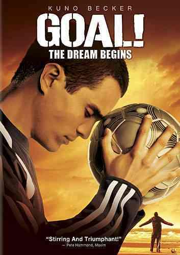 GOAL THE DREAM BEGINS BY BECKER,KUNO (DVD)