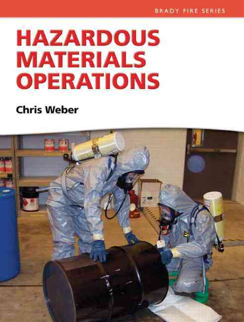 Hazardous Materials Operations By Weber, Chris
